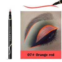 Waterproof Long Lasting Quick Dry Eyeliner - Orange Red