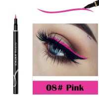 Waterproof Long Lasting Quick Dry Eyeliner - Pink