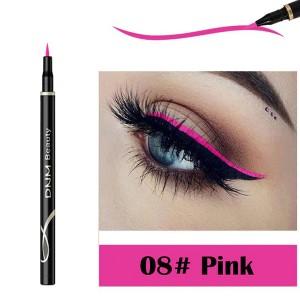 Waterproof Long Lasting Quick Dry Eyeliner - Pink