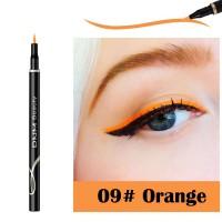 Waterproof Long Lasting Quick Dry Eyeliner - Orange