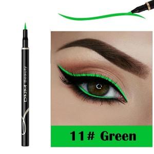 Waterproof Long Lasting Quick Dry Eyeliner - Green