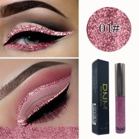 Eye Cosmetics Shadow Sexy Charming Sequins Eyeliner Pen 01 - Pink