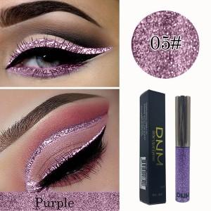 Eye Cosmetics Shadow Sexy Charming Sequins Eyeliner Pen 05 - Purple