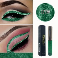 Eye Cosmetics Shadow Sexy Charming Sequins Eyeliner Pen 07 - Green