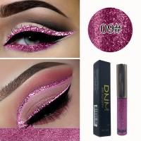 Eye Cosmetics Shadow Sexy Charming Sequins Eyeliner Pen 09 - Dark Purple