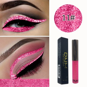 Eye Cosmetics Shadow Sexy Charming Sequins Eyeliner Pen 11 - Rose Pink