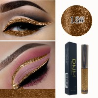 Eye Cosmetics Shadow Sexy Charming Sequins Eyeliner Pen 13 - Coffee