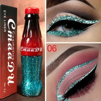 Glitter Long Lasting Waterproof Shiny Eyeliner 06 - Light Blue
