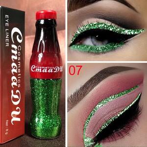 Glitter Long Lasting Waterproof Shiny Eyeliner 07 - Green