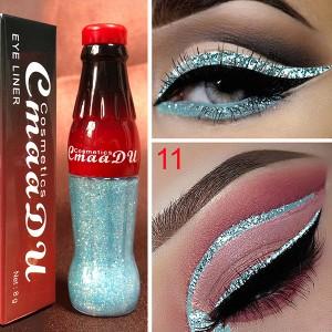 Glitter Long Lasting Waterproof Shiny Eyeliner 11 - Sky Blue
