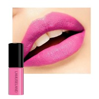Glitter Matte Waterproof Shimmer Lip Gloss 01 - Rose Pink