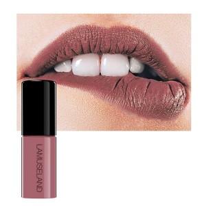 Glitter Matte Waterproof Shimmer Lip Gloss 09 - Dark Purple
