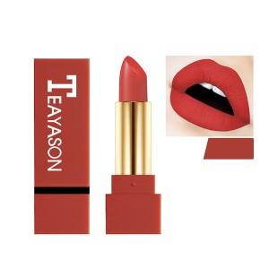 Pigment Waterproof Long Lasting Lipstick 07 - Burgundy