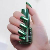 Shiny Water Resistant Long Lasting Nail Polish 11 - Green