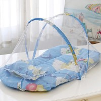 Flies Protector Peaceful Baby Sleep Net Mosquito Covered Mat