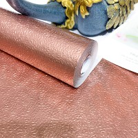 Embossed Texture High Temperature Resistant Oil Proof Waterproof For Home Kitchen Table Decoration - Rosse Gold