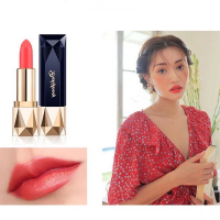 Long Lasting Moisturizing Non Marking Non Stick Cup Velvet Lipstick 804 - Peach