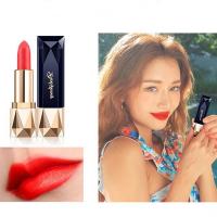 Long Lasting Moisturizing Non Marking Non Stick Cup Velvet Lipstick 805 - Red Radish