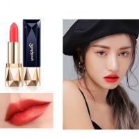 Long Lasting Moisturizing Non Marking Non Stick Cup Velvet Lipstick 808 - Orange