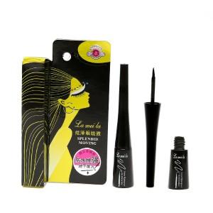 Water Resistant Women Eye Tools Makeup Eye Liner - Black
