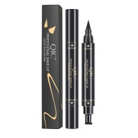 Women Fashion Water Resistant Face Grooming Eye Liner - Black