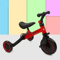 Good Baby 3 In 1 Outdoor And Indoor Kids Tricycle - Red