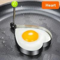 Fancy Creative Kitchen Tool Egg Fry Mold - Heart