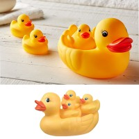 Little Hero Ducky Family Bathing Set 4 Pcs