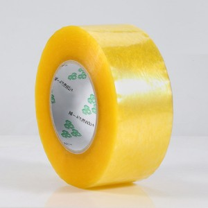 High Quality Big Size Packing Adhesive Tape - Transparent