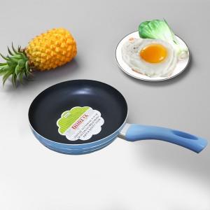 Best Quality Non Stick Fry Pan 24cm - Light Blue