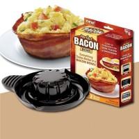 Perfect Bacon Bowl For Eggs Salads Pasta 2 Piecs Set