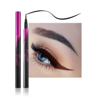 Long Lasting Fast Dry Smooth Pencil Eyeliner - Brown