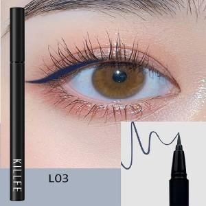 Matte Liquid Waterproof Long Lasting Eyeliners 03 - Blue