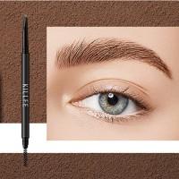 Ladies Slim Eyebrow Pencil - Coffee