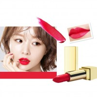 Ladies Fashion Water Proof Lipstick - Hot Pink
