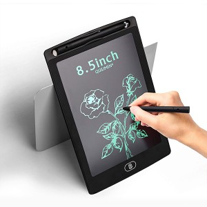 8.5 Inch Lcd Writing Drawing Board For Kids - Black