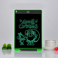 8.5 Inch Lcd Writing Drawing Board For Kids - Green