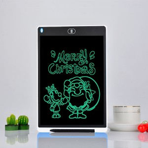 8.5 Inch Lcd Writing Drawing Board For Kids - White