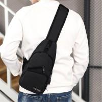 Adjustable Zipper Closure Traveller Unisex Mini Backpacks - Black