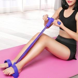 Stretchable Belly Shaper Flat Bending Extender Excercise Gym Gadget