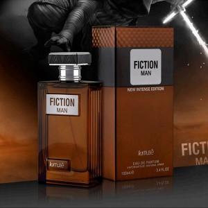 Fiction Man Intense Edition Long Lasting Fragrance Perfume For Men 100 Ml