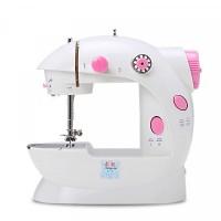 Handheld Easy Automatic Stitching Mini Sewing Machine - White