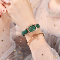 Ladies Casual Popular Quartz Watch - Green