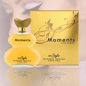Moments 100ml Long Lasting Perfume For Women