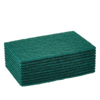 Scouring Pad Cleaning Pad Kitchen Pad Heavy Duty 10 Pcs Set