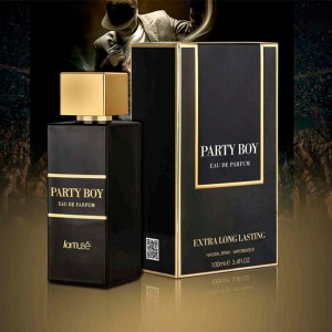 Party Boy Extra Long Lasting Fragrance Perfume For Men 100 Ml