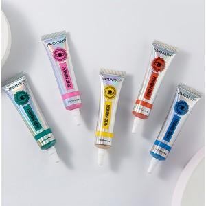 Multicolor Water Proof Eye Shadow Cream Set