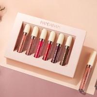 Face Grooming Makeup Lipstick Set - Dark Shades