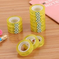 8 Pcs High Quality Multi Purpose Adhesive Tape 27 Yard - Transparent