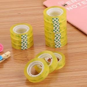 8 Pcs High Quality Multi Purpose Adhesive Tape 27 Yard - Transparent